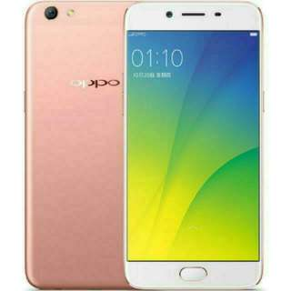Oppo R9S (Rose Pink)