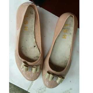#TisGratis Jelly Shoes Nude