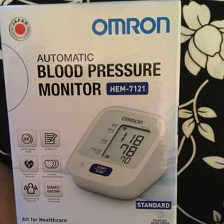 BRAND NEW Omron Automatic Blood Pressure Monitor