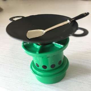 Miniature Gas Stove