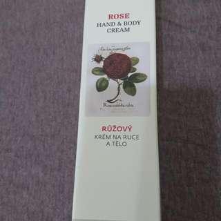 Botanicus 菠丹妮玫瑰護手霜(可當身體乳用)