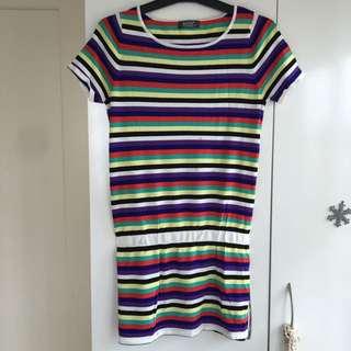Long Colourful Dress