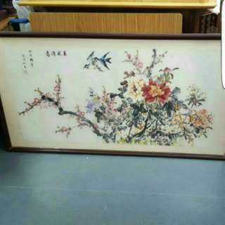 Traditional Chinese Painting Arts