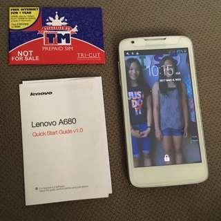 Lenovo A680 Phone
