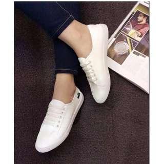 Lacoste leather shoes/aj