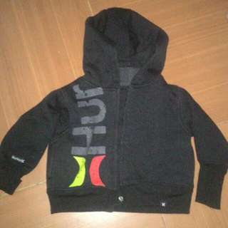 HURLEY HOODED JACKET
