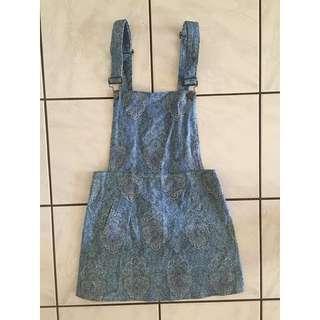 Angel Biba Pinafore / Overall Dress