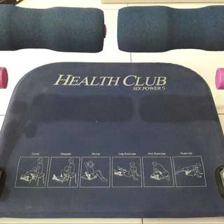 Indoor Exercise Health CLUB