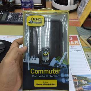 FREE DELIVERY! Otterbox Commuter Iphone 6Plus/6sPlus