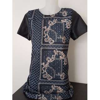 Rumor Boutique - Shift Dress -Pre-Loved - Size 10