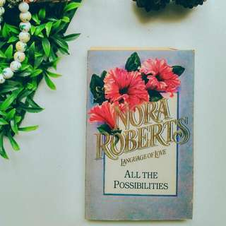 Novel - Nora Roberts