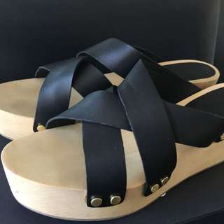 Country Road Jessica Wedge Shoes