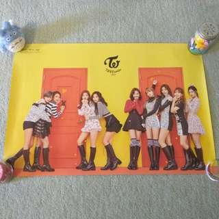 TWICE - TWICEcoaster: Lane 2 (ver. A) (Poster) [UNFOLDED]
