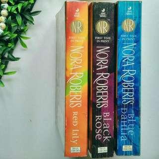 Trilogy Nora Roberts