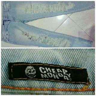 Ripped Jeans CHEAP MONDAY ORI