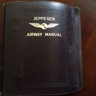 JEPPESEN AIRWAY MANUAL 2008 AVIATION MAPS FLIGHT SIMULATOR ENTHUSIAST
