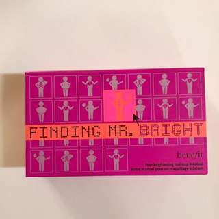 Benefit Finding Mr Bright Book