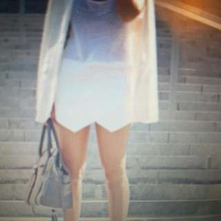 White Skirt/Skort Size Xs-small