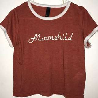 Moonchild Tee From Factorie