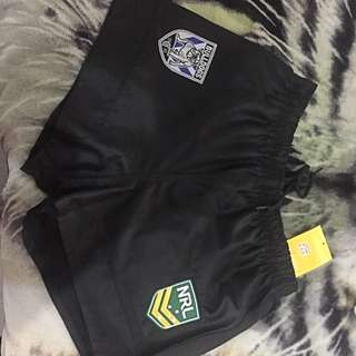 Bulldog Footy Shorts