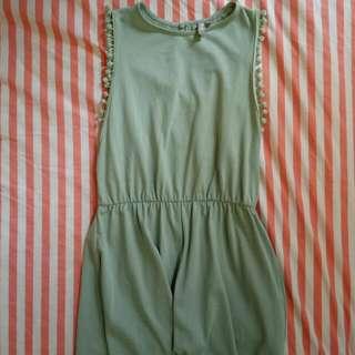 ASOS Mint Green Jumpsuit