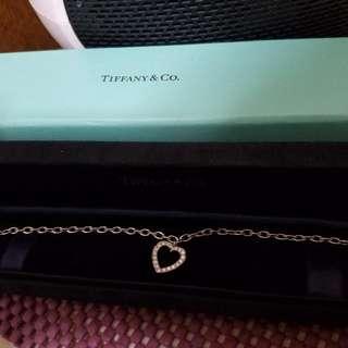 Tiffany & Co Retired Piece Diamond Bracelet