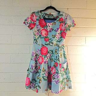 Friends Of Couture Dress Floral