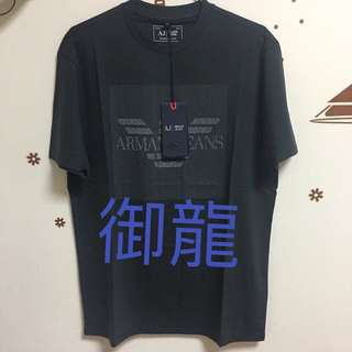 Armani Jeans 短袖 AJ