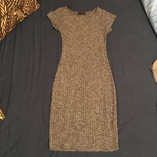 Ally Size 10 Fitted Dress