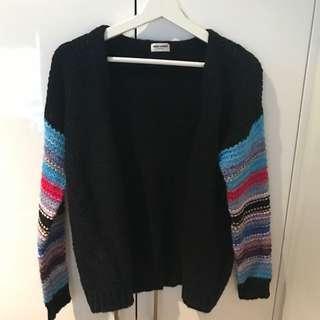 Saint Laurent Knit Cardigan
