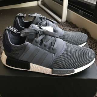 NMD R1 Grey Size US 10.5
