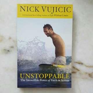 Nick Vujicic Unstoppable