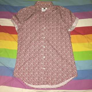 TOPMAN pattern shirt (negotiable) REPRICE