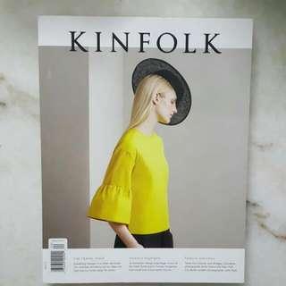 Kinfolk magazine: Travel Issue