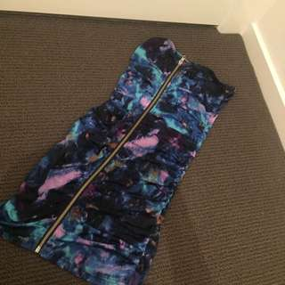 Zip Up  SUPRÉ Dress