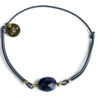 Les Cleias blue Stone Bracelet