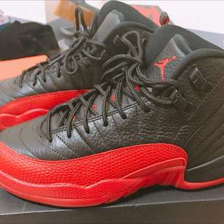 AJ12 黑紅