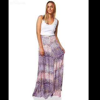TIGERLILY Maxi Skirt Size 8 BNWT Rrp$189