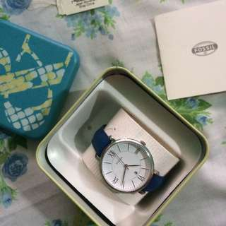 Jacqueline Fossil Watch