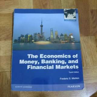 The Economics Of Money,banking,and Financial Markets 第十版 GLOBAL EDITION PEARSON