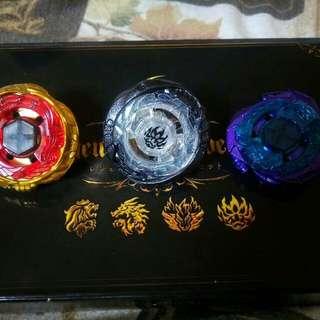 Legend Beyblade Set