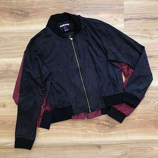 SALE OFF Suede Jacket