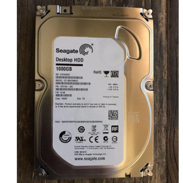 1 TB Seagate HDD