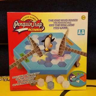 拯救 企鵝 破冰遊戲