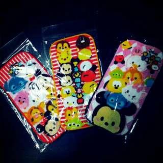 迪士尼Tzum Tsum小方巾
