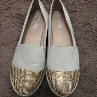 Payless - Trash Shoes Gold Blink-Blink