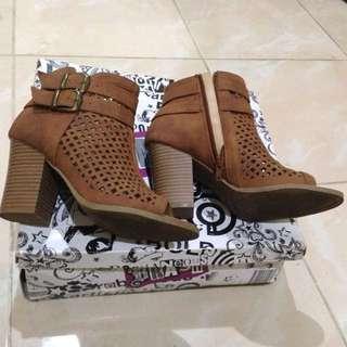 Brash Boots