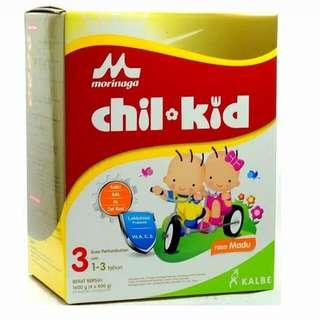 Morinaga Chil Kid 1600 Gr