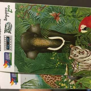 River Safari Ticket Valid Till Jun 2017