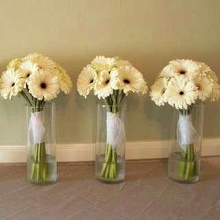 Gerberas Hand Bouquet - Cxalla